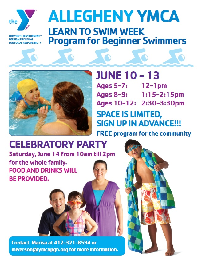 Ymca Offering Free Beginner Swimming Lessons For Children Northside Chronicle