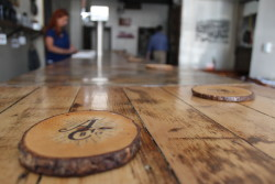 Allegheny City Brewing is open Thurs thru Sunday. Photo by Alyse Horn