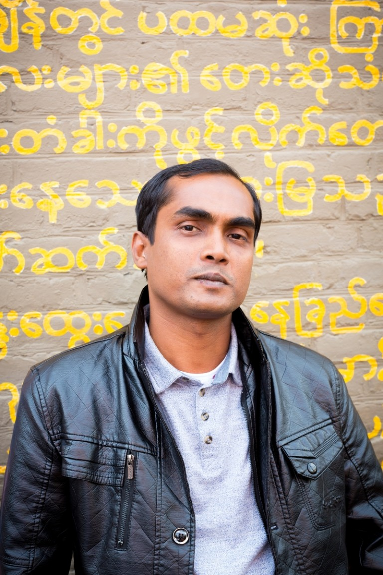 Interview with exiled writer Tuhin Das