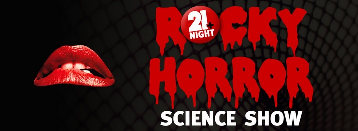 """""""Rocky Horror"""" the theme for upcoming Science Center 21+ Night"""