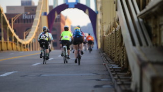 Photo credit: Ben Petchel via BikePGH Flickr