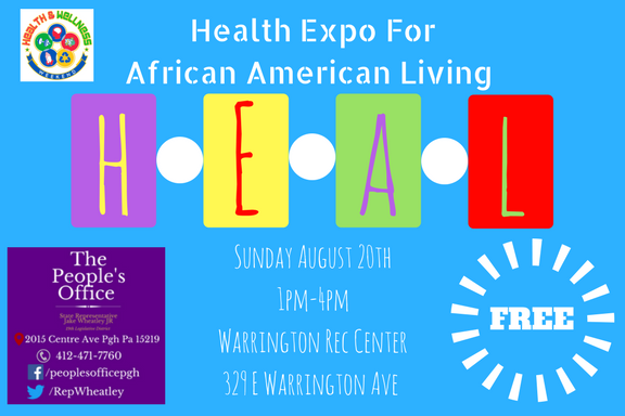 5th Annual Health and Wellness Weekend begins Friday, August 18th