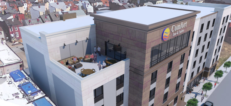 $17.5 million deal set to bring a Comfort Inn to Northside