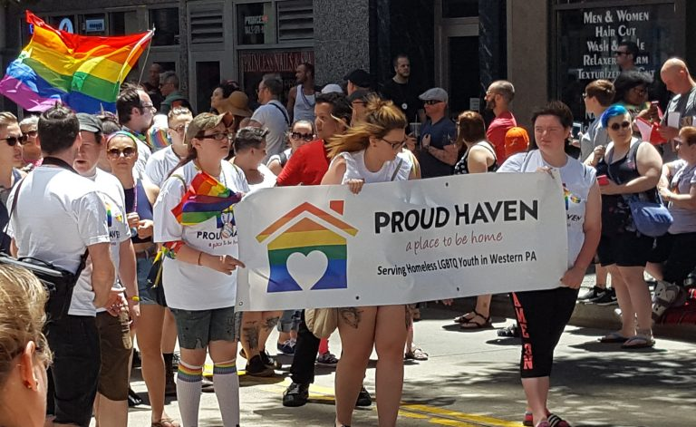 Is Delta Foundation doing enough outside of Pittsburgh Pride