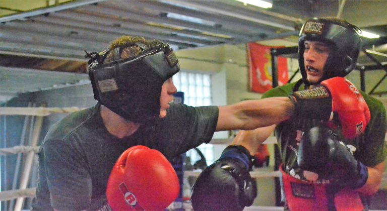 Family first: Former Northsiders bring boxing and family values to North Hills gym
