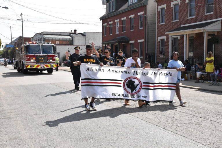 Manchester holds annual African American Heritage Day parade