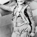 Pilot Teresa James was a pioneer in early aviation.
