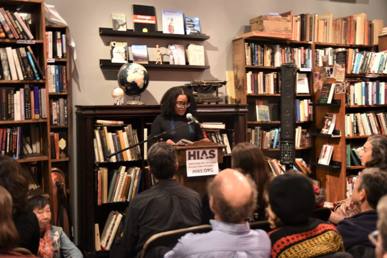 City Books hosts memorial reading to honor victims of Tree of Life shooting