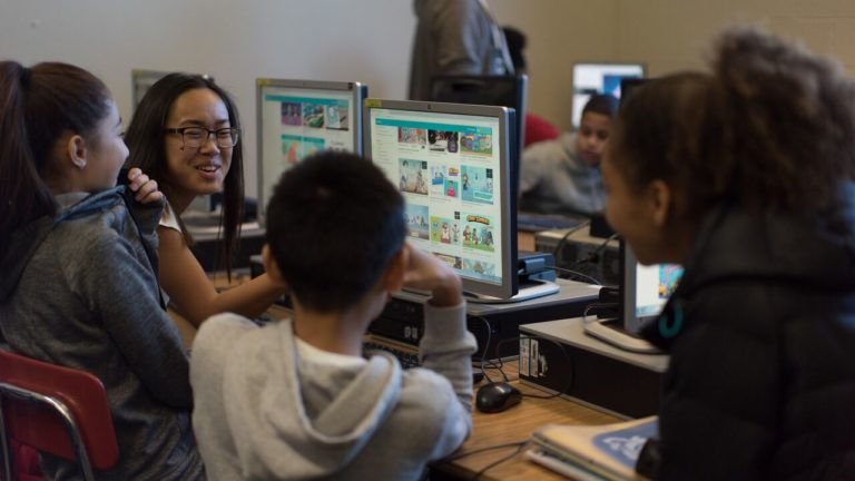 Coding class fuels push for more computer science education