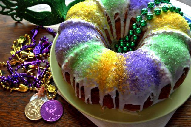 Eat your way through the Northside at this year's Mardi Gras celebration