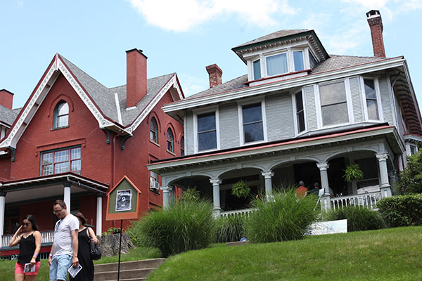 Annual Northside house tours kick off this June in Observatory Hill