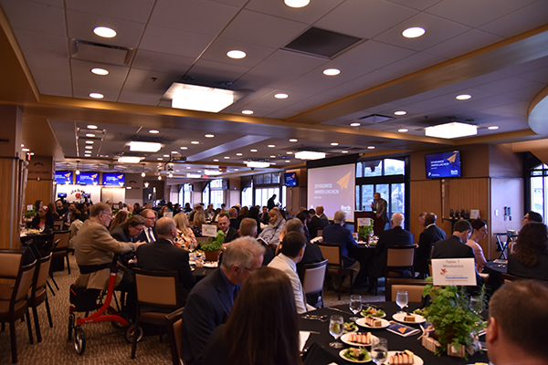 Business Awards Luncheon recognizes this year's leaders in transformation