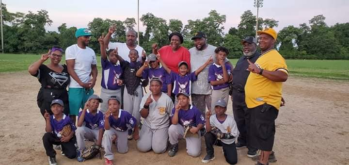 Manchester Little League team wins two championships