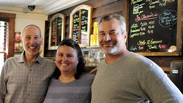 Coffee and community converge at Kaffeehaus
