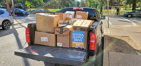 Allegheny YMCA conducts annual school supply drive