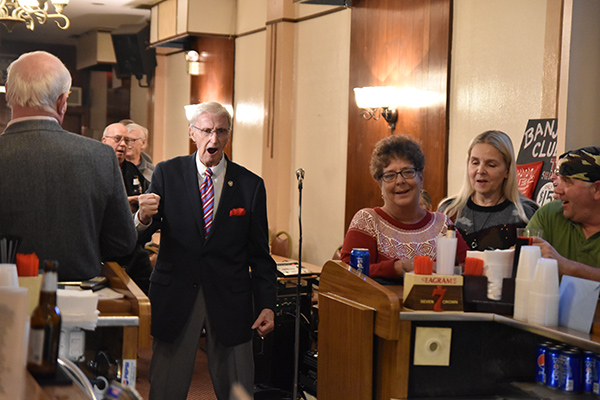 From the Archive: Northside Elks Lodge bartender celebrates 92 years by serving 92 drinks