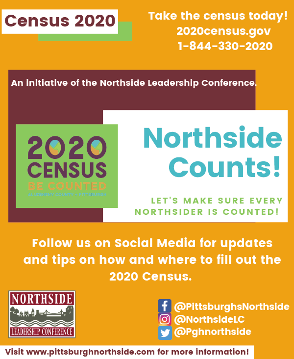 Northside Counts! 2020 Census