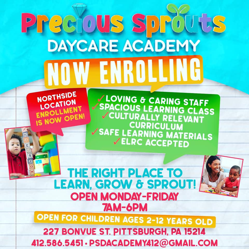 Precious Sprouts Daycare Academy