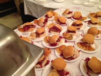Max's Allegheny Tavern's Corned beef and Cabbage Sliders
