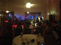 James Street opened its ballroom for the event