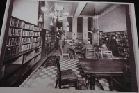 Old pictures of the library
